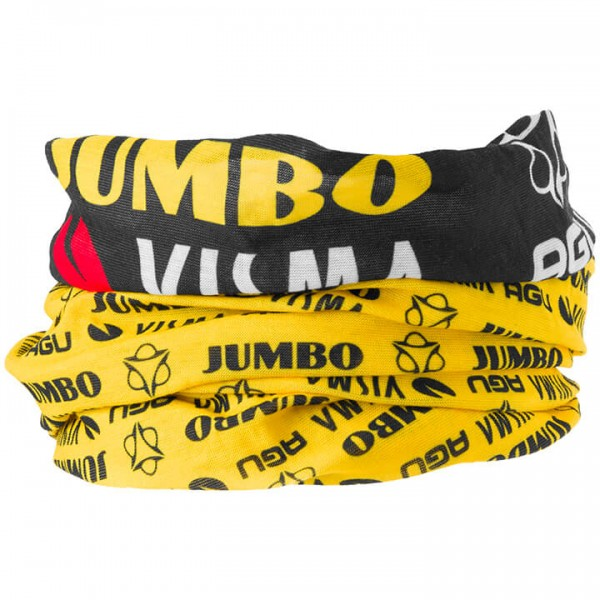 TEAM JUMBO-VISMA Multifunktionstuch 2019