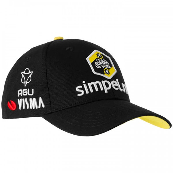 TEAM JUMBO-VISMA Podium Cap 2019