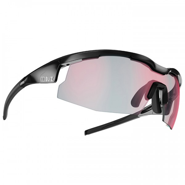 BLIZ Radsportbrille Sprint Photochromic 2019 shiny black