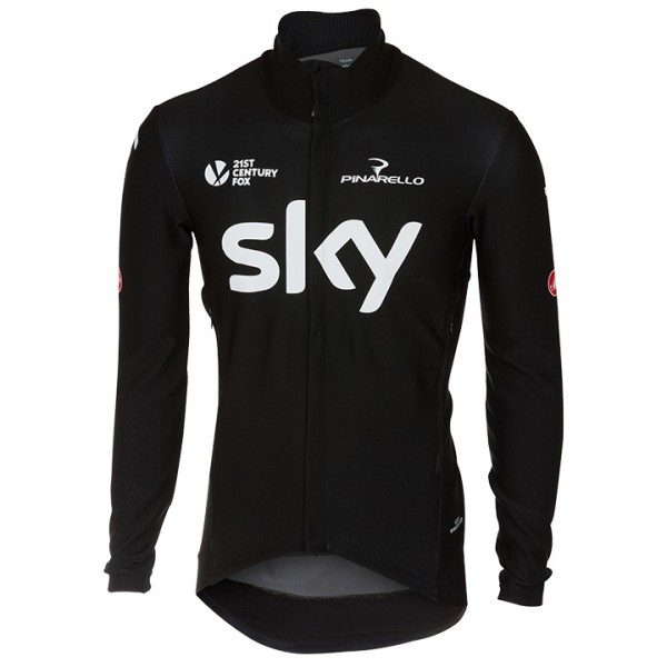 TEAM SKY Light Jacket Perfetto 2018
