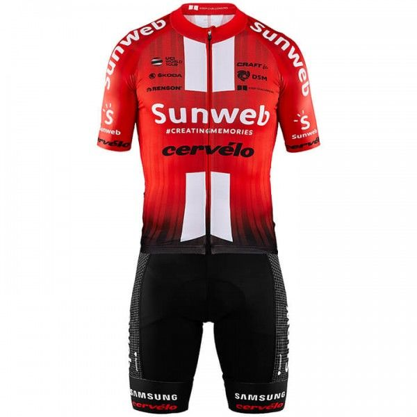 Set TEAM SUNWEB Aerolight 2019 (2 Teile)