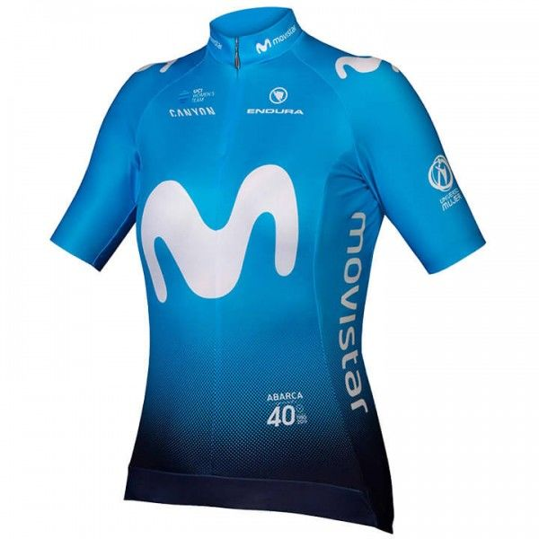 Set MOVISTAR TEAM 2019 (2 Teile)