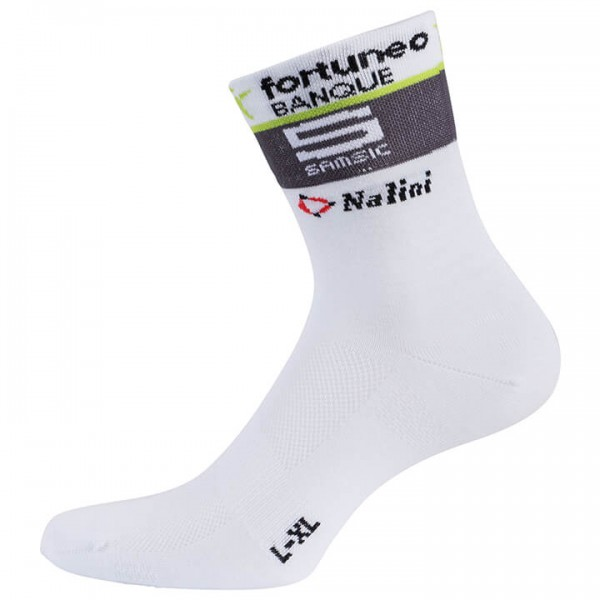 TEAM FORTUNEO - SAMSIC Radsocken 2018