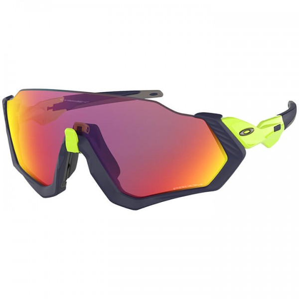 OAKLEY Radsportbrille Flight Jacket Prizm 2019