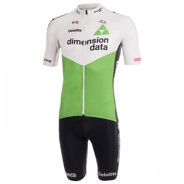 Set TEAM DIMENSION DATA 2018 (2 Teile)