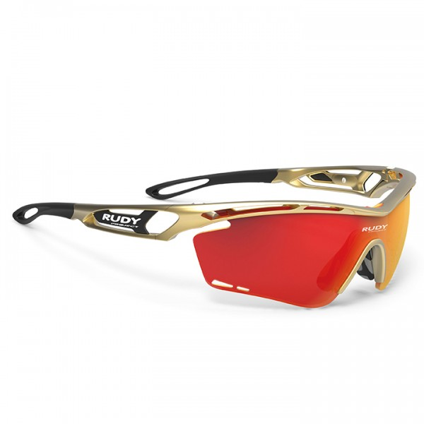 RUDY PROJECT Radsportbrille Tralyx 2019 gold