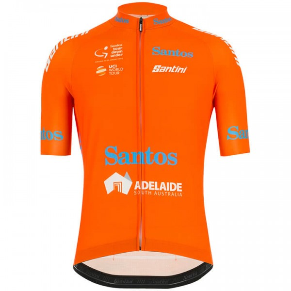 TOUR DOWN UNDER Ochre Kurzarmtrikot 2019