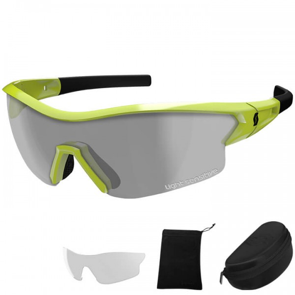 SCOTT Brillenset Leap LS Photochromic 2019