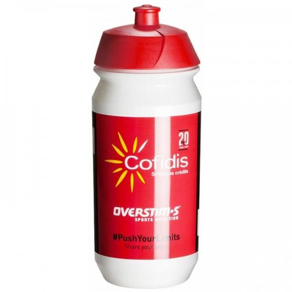TACX Trinkflasche 500 ml Cofidis Solutions Credits 2019