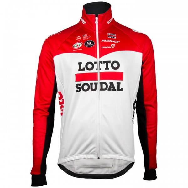 LOTTO SOUDAL Winterjacke 2018