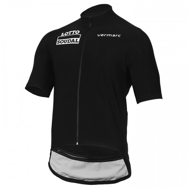 LOTTO SOUDAL Zero Acqua Kurzarm-Light Jacket 2018