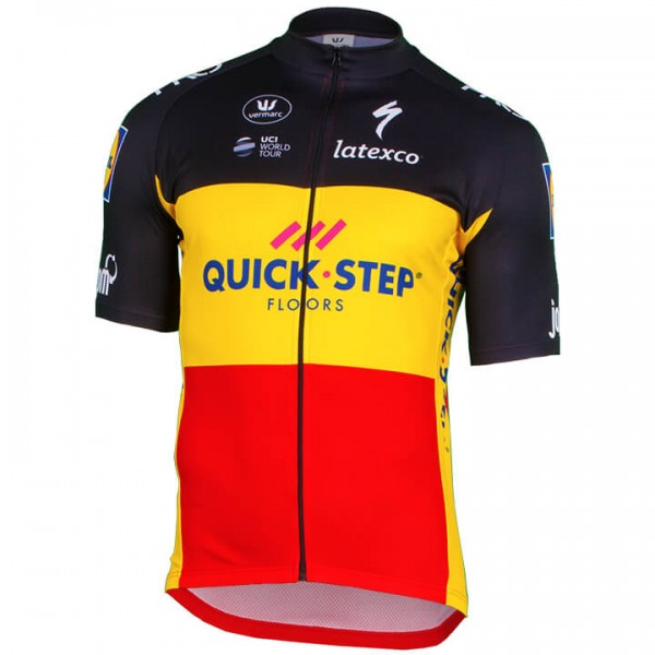 QUICK - STEP FLOORS Belgischer Meister 2018