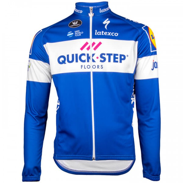 QUICK - STEP FLOORS Langarmtrikot 2018