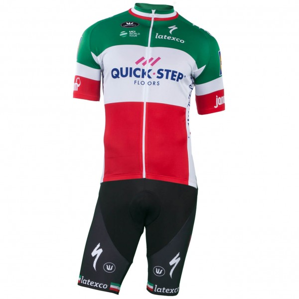 Set QUICK - STEP FLOORS Italienischer Meister 18-2019