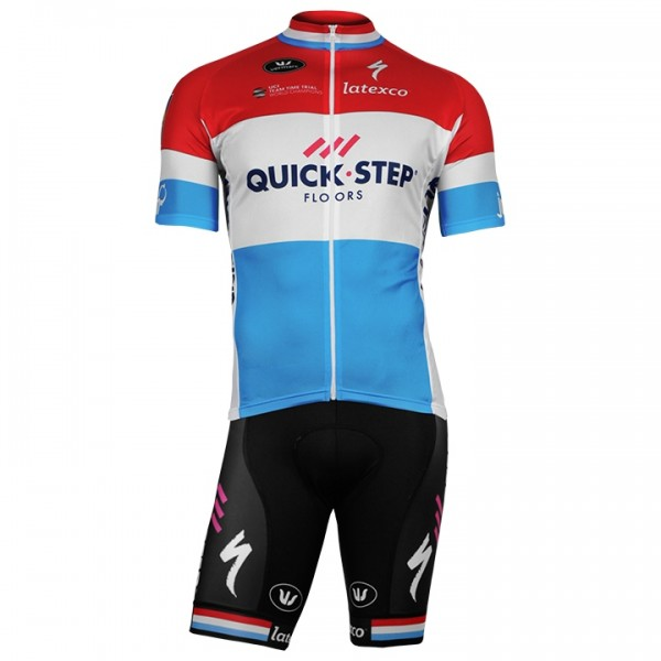 Set QUICK - STEP FLOORS Luxemburg Meister 2018-2019