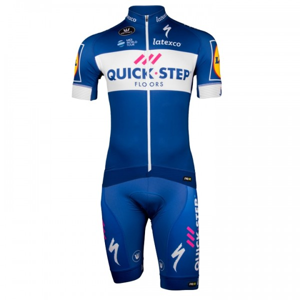 Set QUICK - STEP FLOORS PRR 2018 (2 Teile)